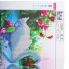 30 x 45cm 5D Couple Swan Lake Painting Cross Stitch Tool for sale