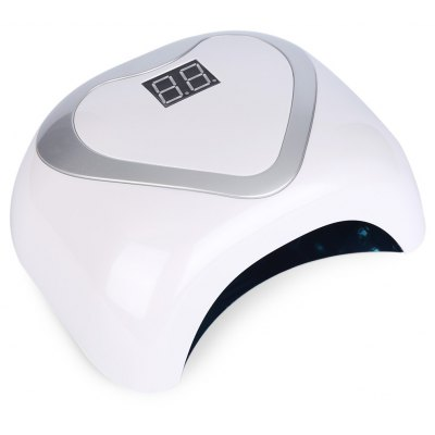 24W / 48W Manicure Tool LED / UV Phototherapy Nail Gel Lamp