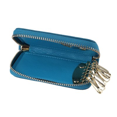 Square Solid Color Detachable Key Chain Zipper WalletMens Wallets<br>Square Solid Color Detachable Key Chain Zipper Wallet<br><br>Wallets Type: Clutch Wallets<br>Gender: For Unisex<br>Style: Fashion<br>Closure Type: Zipper<br>Pattern Type: Solid<br>Main Material: Leather<br>Interior: Interior Slot Pocket<br>Height: 6.5 cm / 2.56 inch<br>Width: 2 cm / 0.79 inch<br>Length(CM): 11.3 cm / 4.45 inch<br>Product weight: 0.082 kg<br>Package weight: 0.103 kg<br>Package size (L x W x H): 11.80 x 2.50 x 7.00 cm / 4.65 x 0.98 x 2.76 inches<br>Package Contents: 1 x Key Case