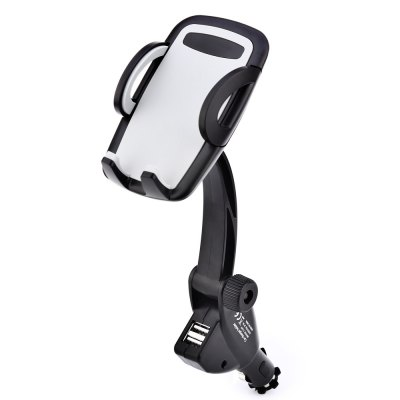 2 in 1 Car Charger Cellphone Holder