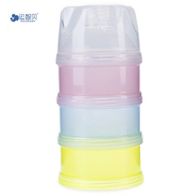 REIZBABY PP BPA Free Multilayer Baby Breast Feeding Milk Powder Grid