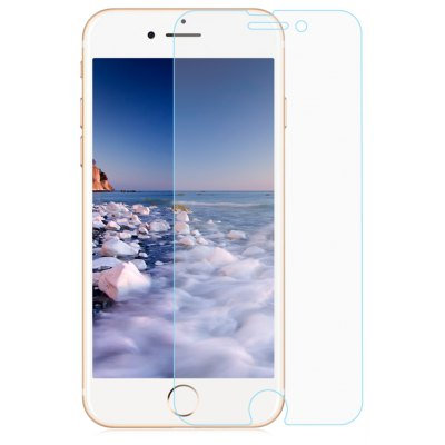 Frosted Anti-fingerprint 3D Tempered Glass Film for iPhone 7