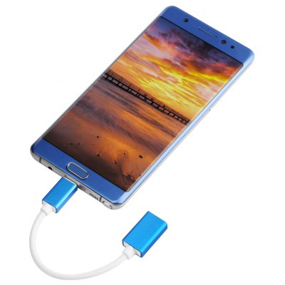 Type-C to USB 3.0 OTG Adapter Patch Cord 16.5cm