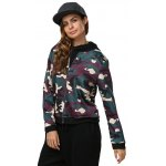 Women Casual Camouflage Coat deal