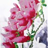 105 x 35cm 5D Butterfly Magnolia Painting Cross Stitch Tool deal
