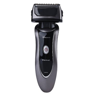 Kemei RSCW - 9001 Reciprocating Three Blades Electric Shaver