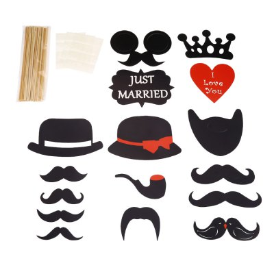 33pcs-colorful-photo-shooting-booth-props-decoration