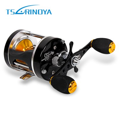 TSURINOYA Right Left Hand Drum Baitcasting Fishing Reel