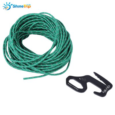 Reflective Rope Cord Adjuster