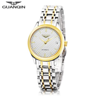 GUANQIN GJ18004 Women Auto Mechanical Watch