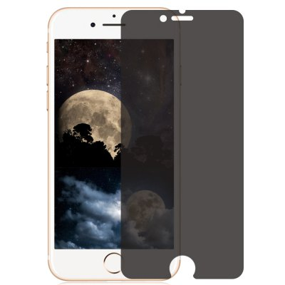 Anti-sight 9H Tempered Glass Film for iPhone 6 Plus / 6S Plus