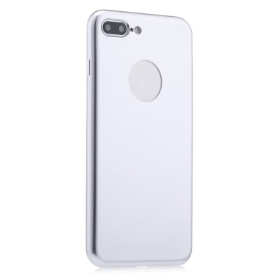 Frosted Electroplate Plating TPU Case for iPhone 7 Plus 5.5 inch