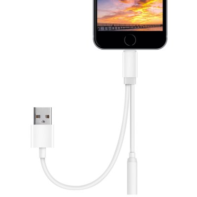 Converter Cable for iPhone 7 / 7 Plus