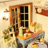 CUTEROOM F - 002 DIY Wooden Doll House - Pastoral Life deal