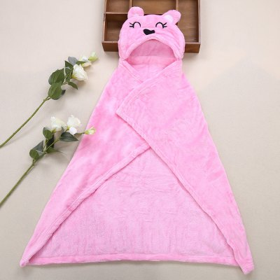 JUST TO YOU Cartoon Animal Cloak Hold Blanket SwaddlingBaby Care<br>JUST TO YOU Cartoon Animal Cloak Hold Blanket Swaddling<br><br>Item Type: Cloak<br>Suitable Age: 0 - 10 years old<br>Material: Polyester,Superfine Fiber<br>Shape/Pattern: Animal<br>Adjustable: No<br>Product weight: 0.250 kg<br>Package weight: 0.272 kg<br>Product Size(L x W x H): 92.50 x 94.00 x 1.20 cm / 36.42 x 37.01 x 0.47 inches<br>Package Size(L x W x H): 24.00 x 22.00 x 10.00 cm / 9.45 x 8.66 x 3.94 inches<br>Package Contents: 1 x Cloak Hold Blanket Swaddling