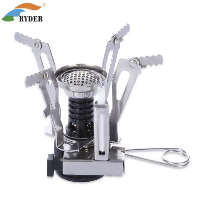 RYDER M0002 Mini Foldable Portable Gas Stove Furnace
