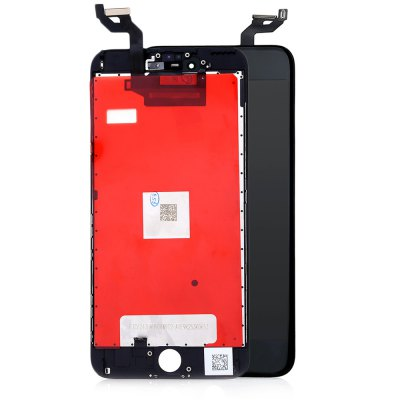 Replacement LCD Screen Assembly + Touch Glass Digitizer Phone Repair Tool Set for iPhone 6S Plus