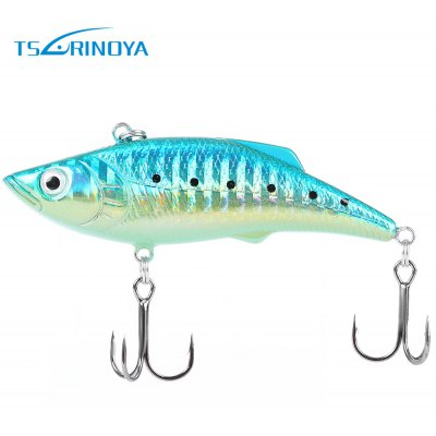 TSURINOYA Fishing Tackle Lure Fish Artificial Bait Crankbait