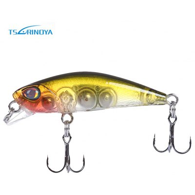 TSURINOYA DW29 42MM Hard Fish Shape Fishing Crank Bait