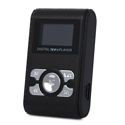 16G TF Card 1.1 inch MP3 Music Player