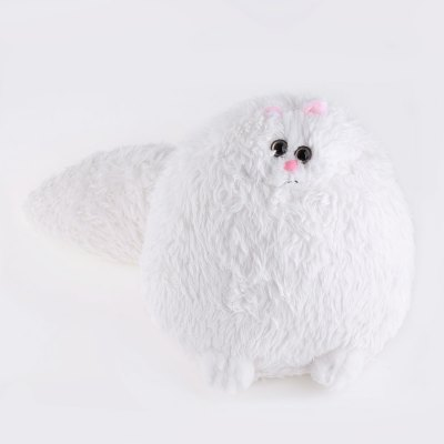 Baby Stuffed Lovely Simulation Persian Cat Plush Doll Toy