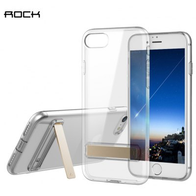 ROCK Ultra Thin TPU Slim with Kickstand Case for iPhone 7 Plus