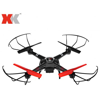 XK X260A 5.8G 4CH 6-Axis Gyro 720PCamera FPV Video Transmission RTF RC Quadcopter