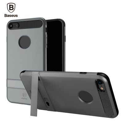 Baseus WIAPIPH7 - SS0A iBracket Case with Kickstand Back Cover for iPhone 7 4.7 inch