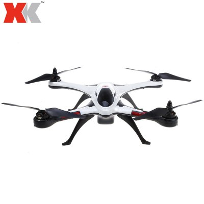XK X350 4CH 2.4GHz 6-Axis Gyro 3D / 6G Mode Remote Control Quadcopter RTF