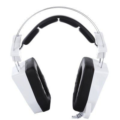 Stereo Gaming Headset HeadphonesGaming Headphones<br>Stereo Gaming Headset Headphones<br><br>Package Contents: 1 x Headphones<br>Package Size(L x W x H): 23.50 x 11.50 x 26.50 cm / 9.25 x 4.53 x 10.43 inches<br>Package weight: 0.647 kg<br>Product Size(L x W x H): 18.50 x 9.50 x 22.00 cm / 7.28 x 3.74 x 8.66 inches<br>Product weight: 0.417 kg