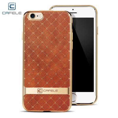 CAFELE Hourglass Pattern Back Cover for iPhone 7 4.7 inch