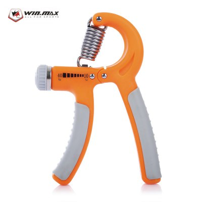 WIN MAX 10 - 40kg R-shape Adjustable Hand Heavy Gripper