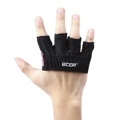 BOER Paired Yoga Exercise Palm Gloves