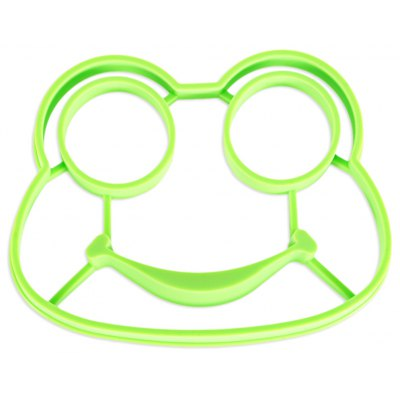 Funny Frog Shape Silicone Breakfast Egg Frying Mould