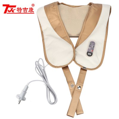 TJK TT - 705 Massage Shawls Cervical Vertebra Massager