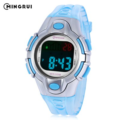 MINGRUI 8502 Kids LED Digital Watch
