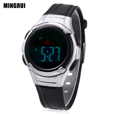 MINGRUI 8523 Kids LED Digital Watch