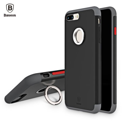 Baseus WIAPIPH7 - CH01 Magnetic Ring Case for iPhone 7 4.7 inch