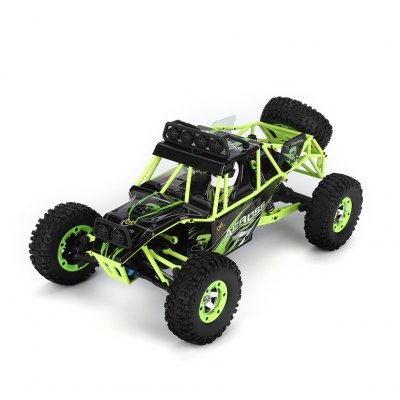 WLtoys 12428 1:12 Scale 2.4G 4WD RC Off-road Car