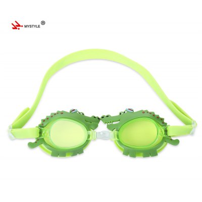 MYSTYLE Kid UV-resistant Anti-fog Swimming Goggles