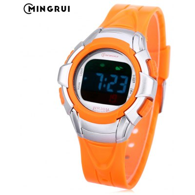 MINGRUI 8512 Kids LED Digital Watch