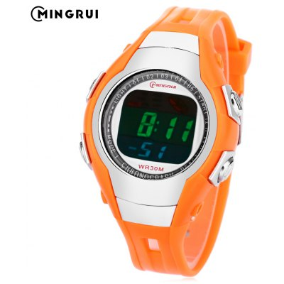 MINGRUI 8505 Kids LED Digital Watch