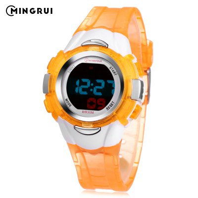 MINGRUI 8526013 Kids LED Digital Watch