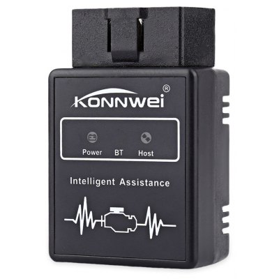 Konnwei KW912 Bluetooth Auto Scanner Diagnostic Tester