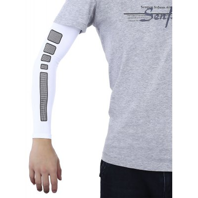 Useful Extended Single Arm Elbow Sleeve Pad Support
