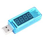 KW - 202 USB Power Current Voltage Detector Portable Tester