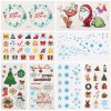 cheap Waterproof Temporary Lovely Tattoo Stickers Little Element