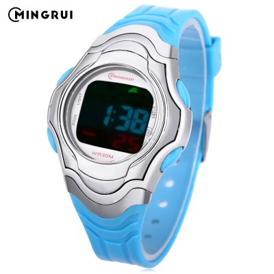 MINGRUI 8518 Kids LED Digital Watch