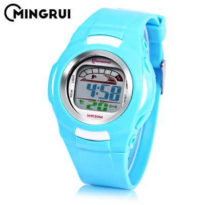 MINGRUI 8522 Kids LED Digital Watch