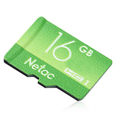 Netac P500 Original Micro SD 16GB UHS - I TF Smart Card